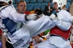 Tae Kwon Do Energy Systems